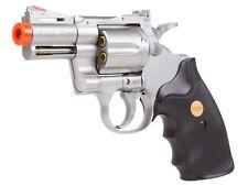 Airsoft TSD 939 2.5 inch barrel revolver Silver/Black