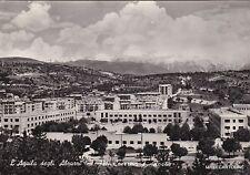 # L'AQUILA:   CASERMA FRANCESCO ROSSI   1964