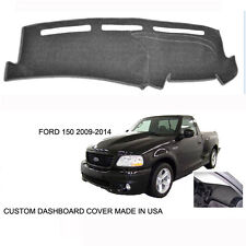 Brand New Ford F150 Pick Up Truck Custom Smoke Dashboard Dash Cover 2009-2014