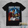 Travis Scott - La Flame Raptee Hip Hop Rap Unisex Tee Shirt