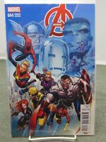 Avengers #44 Variant Cover  Marvel Comics vf/nm CB1530