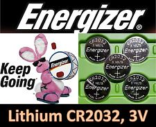**Buy 2 packs Get 10% Off** 5 pieces Energizer ECR2032 3v Fresh Lithium battery