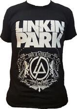 T-shirt LINKIN PARK Maglia Rock Band Registrata ed Approvata Music Maglietta