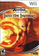 Avatar: The Last Airbender - Into the Inferno (Nintendo Wii, 2008)