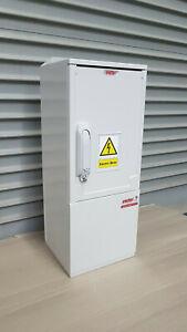 GRP Electric Enclosure, Kiosk, Cabinet, Meter Box, Housing (W260, H684, D245) mm