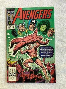 Avengers #306 (Aug 1989, Marvel) VF 8.0