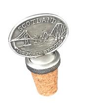 Forth Brücken Schottland Flaschenverschluss, Wein Schoner Tolle Geschenkidee