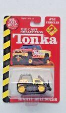 Tonka Maisto 2 #51 Mighty Bulldozer Chase Car TH 2000 Treasure Hunt
