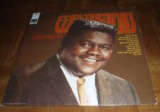 FATS DOMINO  LP - STOMPIN' - RHYTHM & BLUES - EARLY ROCK & ROLL - PIONEER