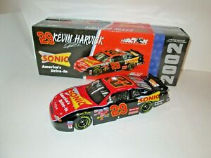 Die Cast Kevin Harvick #29 Sonic 2002 Monte Carlo, 1:24 Scale, New