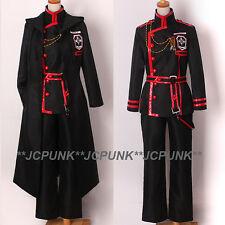 D.Gray-man HALLOW Allen Walker Cosplay Costume Full Set