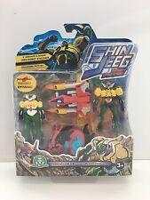 SHIN JEEG Robot D'acciaio Giochi Preziosi (Shin Jeeg-Big Shooter-Bakura-Jeeg)