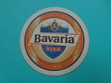 Beer Coaster ~*~ BAVARIA Family Brewery Bier ~ Lieshout, HOLLAND ~*~ Since 1719