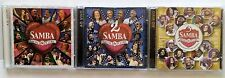 Samba Social Clube  Ao Vivo Volumes 1, 2, 3  Anthology of Top Brazil Music