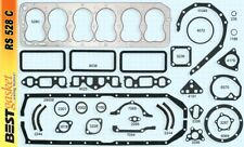 Ford 226 H-series Flathead Full Engine Gasket Set/Kit BEST w/Copper Head 1947-51