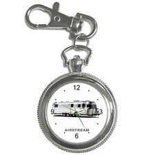 New AIRSTREAM TRAVEL TRAILERS Key Chain WATCH FREE shipping
