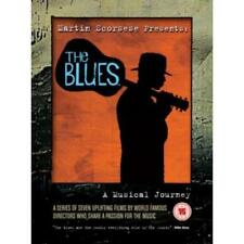 Películas en DVD y Blu-ray blues musicales DVD