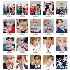 45pcs/Set Kpop BTS Lomo Card BANGTAN BOYS SUGA J-HOPE JIMIN HD Polaroid Photo Q
