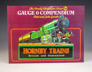 The Hornby Companion Series - Gauge 0 Compendium - By Chris & Julie Graebe