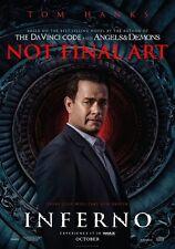 Inferno (DVD,2016)