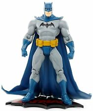 "DC Direct Batman & Son BATMAN w/ Base 6.75"" Action Figure 2007"