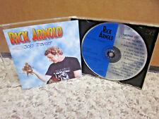 RICK ARNOLD Solo Traveler CD country Hog Wild & Farm song 2005 Hank Williams Jr.