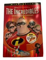 The Incredibles 2-Disc Collector's Edition DVD Widescreen Jack Attack