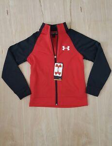 Under Armour Brawler Knit Warm-Up 2.0Boys' Jacket Size YXS.    707/796