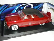 Ford 1950 Coupe Rot Braun 1/18 Maisto Modellauto Modell Auto