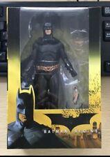 Batman Begins Bruce Wayne Collectible Model Toy Pvc Action Figure Kids Read