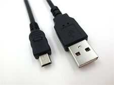 Usb Data Power Charger Cable Cord for Creative Zen V Plus 1gb Media Player