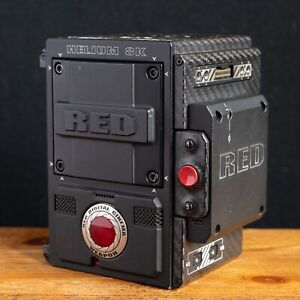 RED DIGITAL CINEMA - WEAPON HELIUM S35 DSMC2 BODY