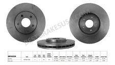 Disc Brake Rotor fits 2004-2009 Mercedes-Benz E350 E320  BEST BRAKES USA