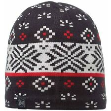 Nouveau 2016 Buff Jorden Noir Adulte beanie hat women's lady men's en maille polaire