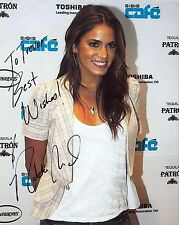 Nikki Reed signed lovely 8x10 photo / autograph