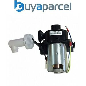 Aqualisa 910618 Aquastream Pump Assembly with White Outlet 2003 Onwards