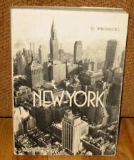 Henri Cartier Bresson New York Gravure Photographs 1949 PB DJ Daniel Wronecki