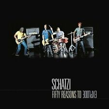 Fifty Reasons to Explode 2002 by Schatzi - Disc Only No Case