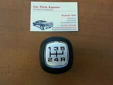 Ford Escort RS Cosworth gear knob NEW Genuine Ford PUSH FIT