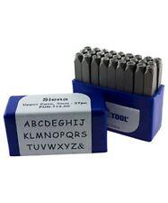 Siena Upper Case Letter Punch Set 3mm 27pcs Eurotool