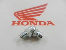 Honda CB 450 SC T Fitting Grease Nipple Genuine New