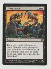 LIVING DEATH MAGIC THE GATHERING MTG SORCERY CARD 2011 COMMANDER SET