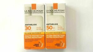La Roche-Posay Anthelios Invisible Fluid 50ml - Please Choose SPF: