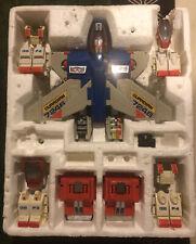Vintage Gobots Power Suit Warrior COURAGEOUS Guardian Robot Bandai Tonka Go Bots