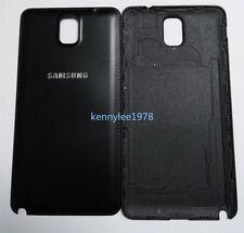 For SAMSUNG GALAXY NOTE 3 N9000 N9005 AKKUDECKEL DECKEL rear BACKCOVER schwarz