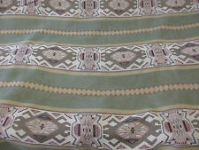 Tribal Abstract Tapestry style Heavy Upholstery Fabric.