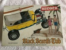 Vintage Aurora Black Beard's Tub Model Kit 594-150