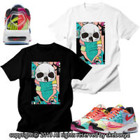 CUSTOM T SHIRT MATCHING STYLE OF atmos x Nike Air Max2 Light AM2 1-1-5