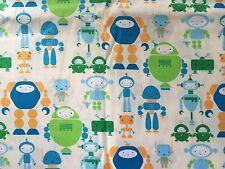 CLEARANCE FQ ROBOTS FABRIC CHILDREN