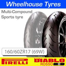 160/60ZR17 (69W) Pirelli Diablo Rosso II TL